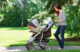 Сколько гулять с новорожденным
